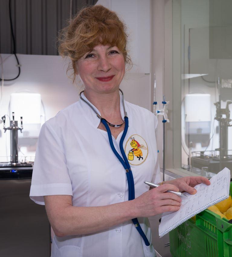 Doctor Iryna Kirichuk
