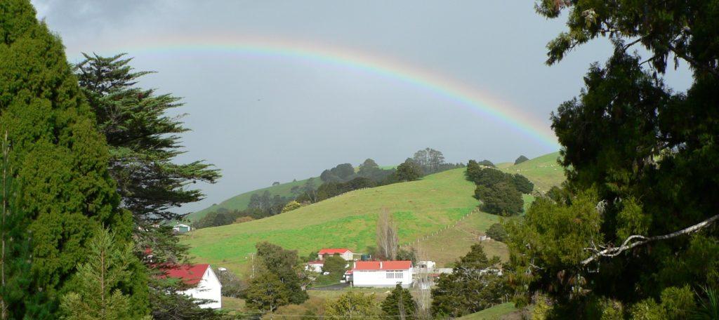 Puhoi Rainbow