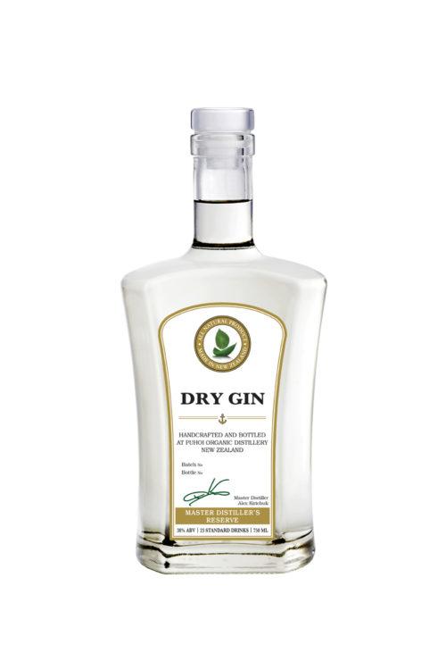 DRY GIN - Master Distiller's reserve