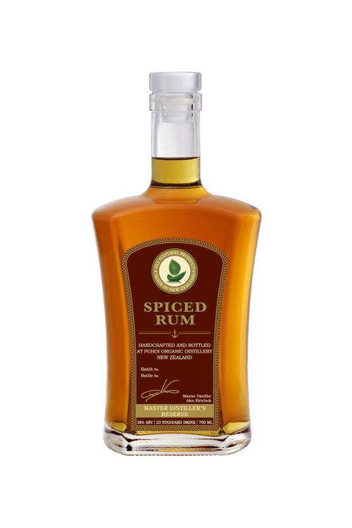 SPICED RUM - Master Distiller's reserve