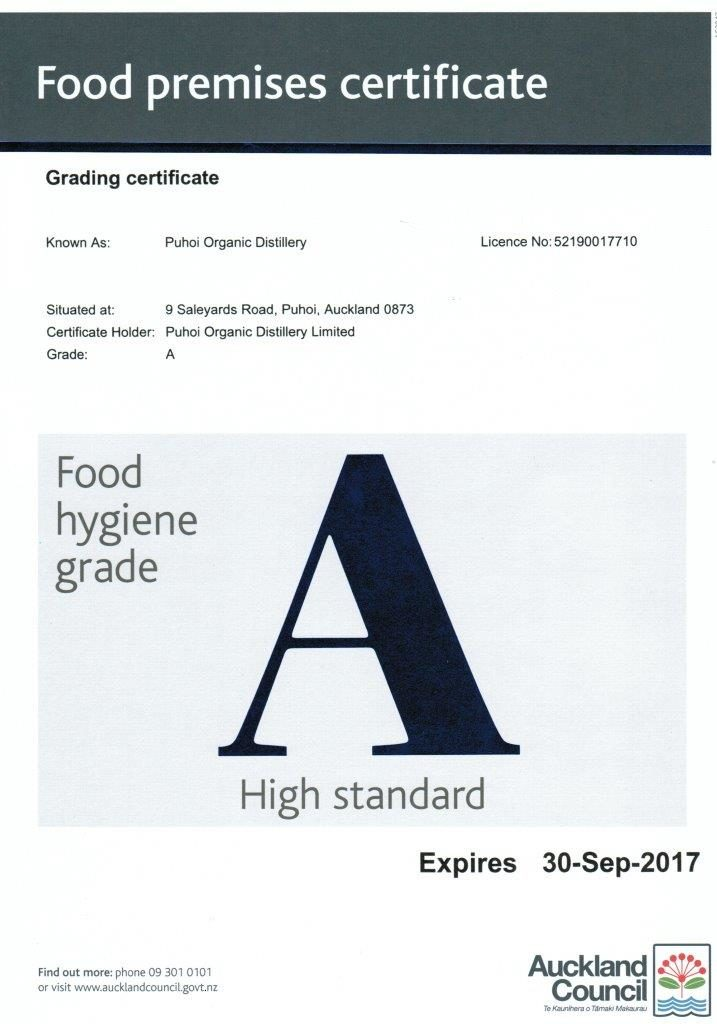 a-food-grade-certificate-2016