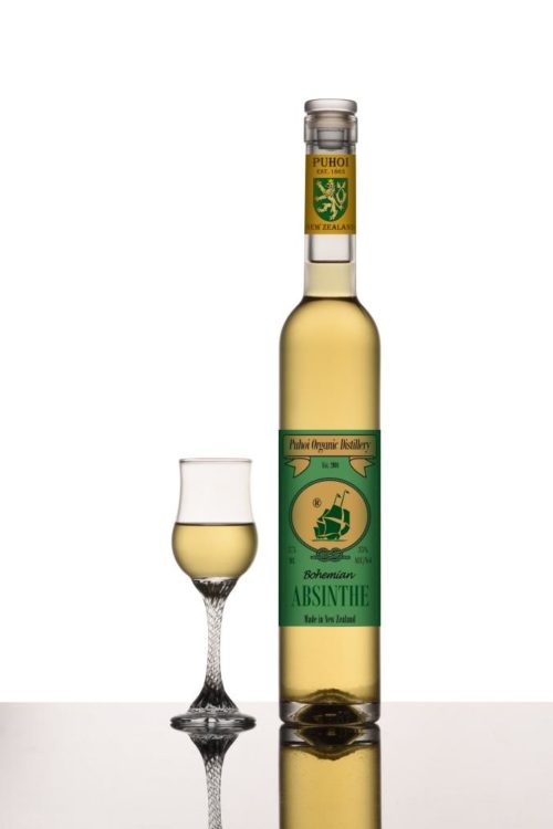 Handcrafted Collectible Absinthe GMO free