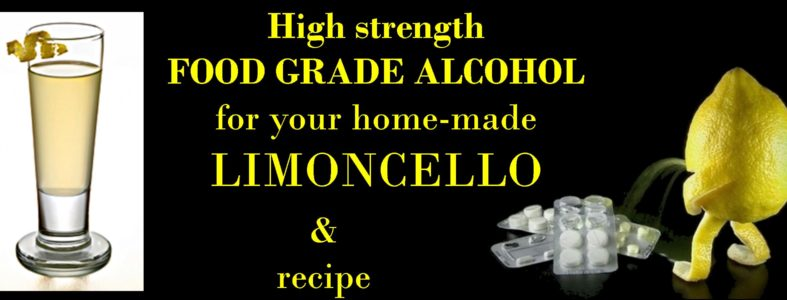 home-made-limoncello-strong-alcohol-high-proof-new-zealand-lemons-zest-everclear-grain-alcohol