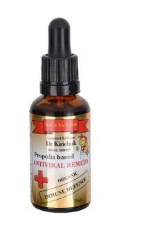 Propolis based organic remedy