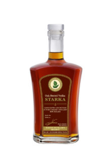 Puhoi oak aged Starka Vodka
