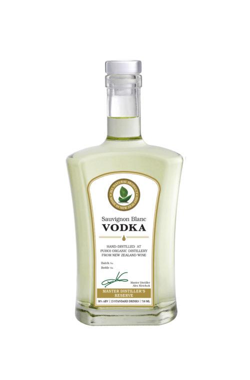 SAUVIGNON BLANC VODKA - Master Distiller's reserve