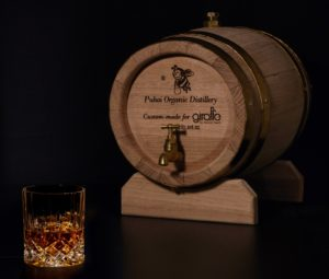 branded-oak-barrels-for-bespoke-craft-spirits-with-personalised-logo-for-private-labels-and-corporate-gifts