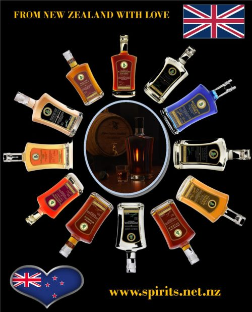 solar-distilled-spirits-including-blueblood-gin-handcrafted-in-new-zealand-at-puhoi-organic-distillery-for-shipment-to-london-and-uk-countries-by-dhl